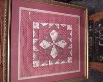 Framed quilts | Etsy : quilts n calicoes - Adamdwight.com