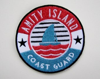 Amity Island Coast Guard Patch