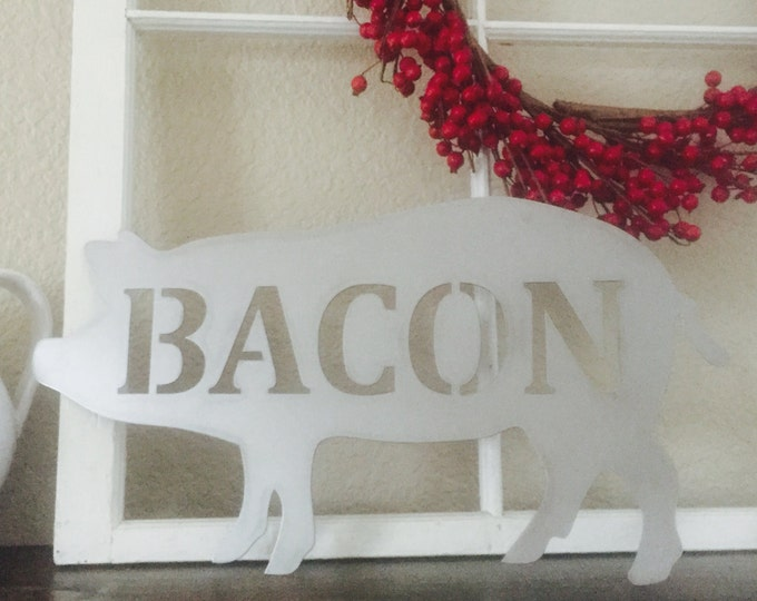 "Pig ""BACON"" Small"