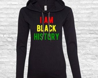 Black history shirt | Etsy