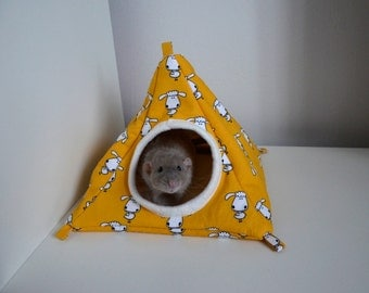 Pyramid for small pets (rats, guinea pig, ferret, ...)