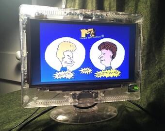 See-Thru TV / Monitor
