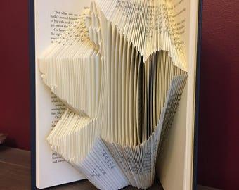 Bird Book Fold