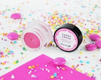 Candy Crush - Caring Lip Colour - Natural Lip Stick - Natural Make Up - Mineral Make Up - Hen Party Favour