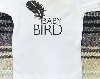 Baby Bird Tee ( 3 mths up to 18 mths)