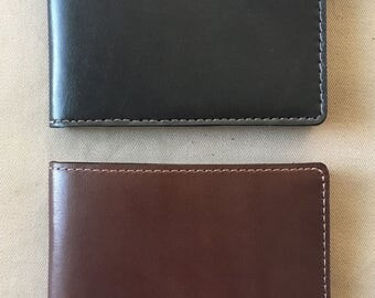 The Wedge Cash & Card wallet