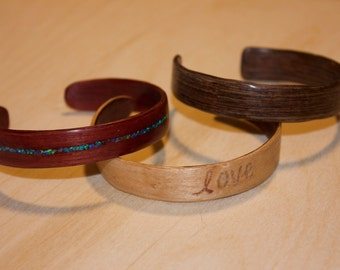 Bentwood Bracelets