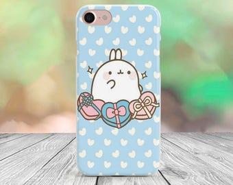 Rabbit iPhone 7 case Cute iPhone 7 plus case iPhone 6s case iPhone 6 case iPhone 6 plus case iPhone 6S Plus case iPhone 5 case iPhone case