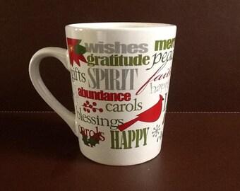 Royal Norfolk Christmas Mug