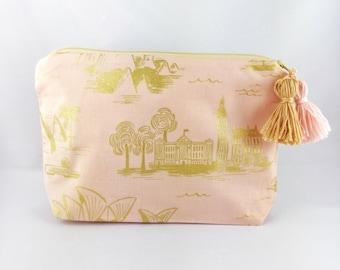Cosmetic bag Makeup bags makeuptasche Orient Express
