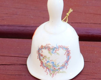 Vintage New Loomco Original Ceramic Bell