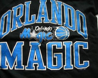 Vintage Orlando Magic NBA Basketball sweatshirt by LOGO7 made in the USA New