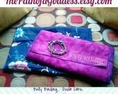 Belly Binding Wrap Postpartum Menstrual Womb Holistic Pregnancy Diastasis Recti Mommy Tummy Corset Waist Trainer Bengkung Batik