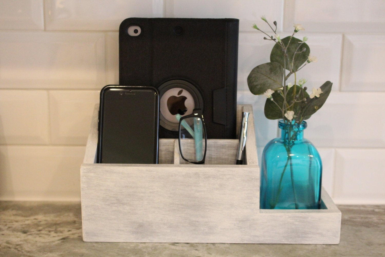 Kitchen Countertop Desk Organizer  Long X  High