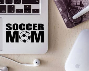 soccer mom decal, soccer mom, soccer mom car decal, soccer mom sticker, mom decal