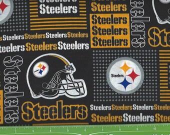 "Steelers football 60"" wide"