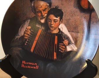 The Music Maker - Rockwell Heritage Collection