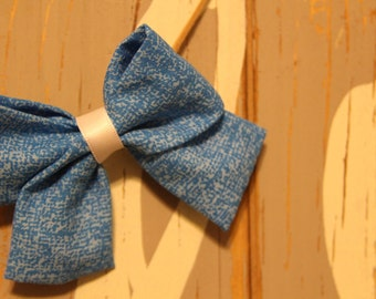Fabric Girls Bow, Baby Girl Bow