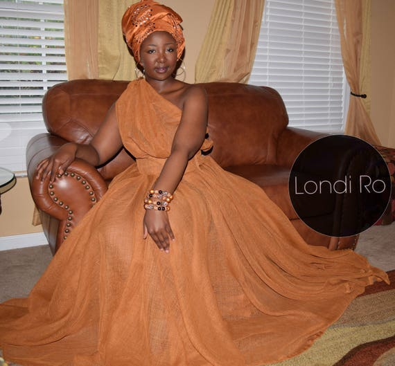 Ntuntu Gown