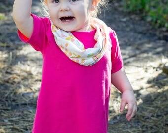 Girls Knit dress - Girls cap sleeve dress - Girls Play Dress Size 0-3 through 5T