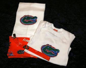 Florida Gator Set for boys