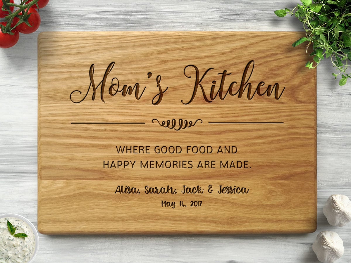 Mother 39 S Day Gift Mom 39 S Kitchen Christmas Gift