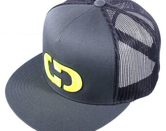 GIMMEDAT Dusk Flat Bill Trucker Hat - Free Shipping!