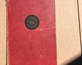 Popular Mechanics Do it Yourself Encyclopedia ...1955...volume VII