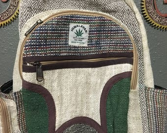 Hemp bag pack