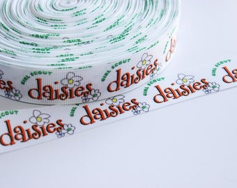 Girl Scout Daisies Ribbon