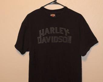 Harley Davidson T-shirt // Harley Davidson shirt // harley Davidson tshirt // vintage Harley Shirt // Harley Shirt // Vintage Harley //