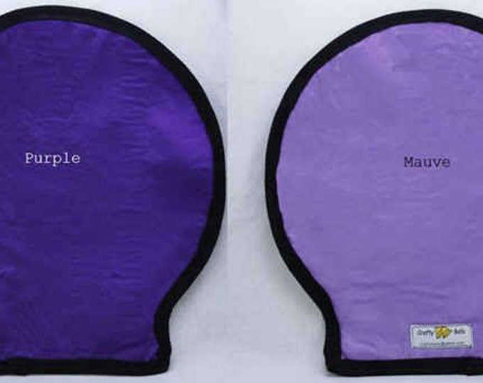 Photography Flash Light Reflectors Photography Accessories Purple and Mauve double Sided Fit Shell Reflector
