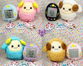 Cute Plushies and Charms Bundle