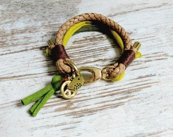 Bracelet * vagabond * tropical dreams
