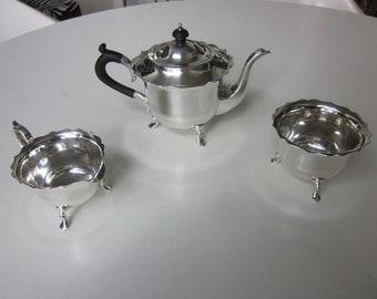Vintage Sheffield Mapping & Webb Tea Set