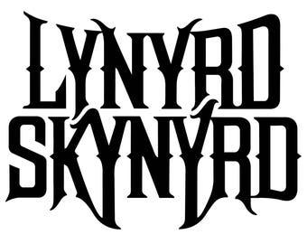 Lynyrd Skynyrd Decal