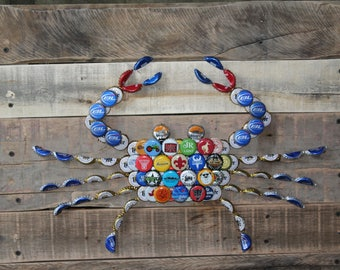 Bottle Cap Crab