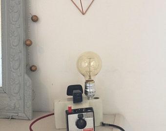 Polaroid Swinger 20 lamp / Polaroid Swinger 20 lamp