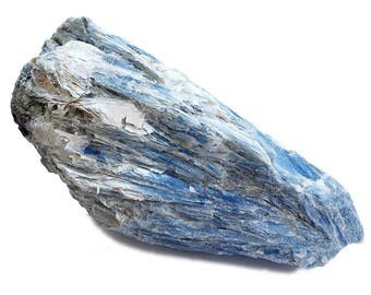 Large Blue Kyanite in Matrix - 3-4 inches - Chakra, Reiki, Crystal Healing, Meditation