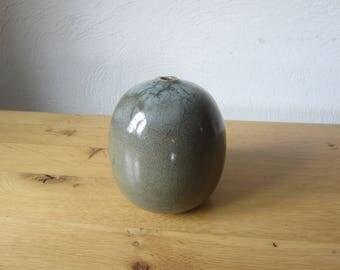 Horst Kaloo Kandern Studio ceramic small ovoid ceramic vase
