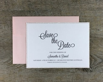 Invitation Suite | The Luxe