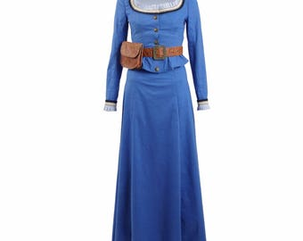 Dolores Abernathy Dress Cosplay Costumes
