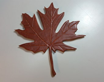 Small Ceramic Leaf Tile for Mosaic