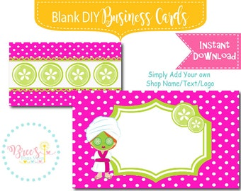 perfectly posh business cards etsy. Black Bedroom Furniture Sets. Home Design Ideas