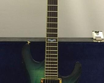IBANEZ Prestige electric guitar all details see description--------------hardly played!