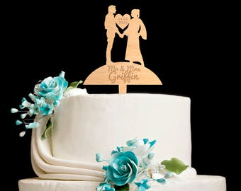 I love you I know cake topper,rustic cake topper,star wars cake topper,star wars,star wars wedding,star wars wedding cake topper,5252016