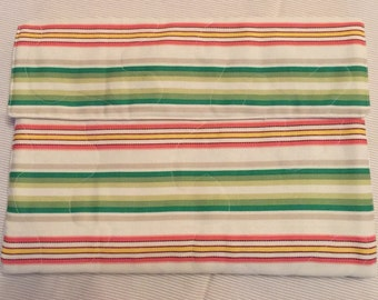 Diaper Changing Pad - Stripes