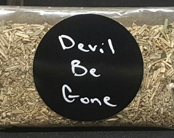 Devil Be Gone Powder - Breaking Curses & Hexes