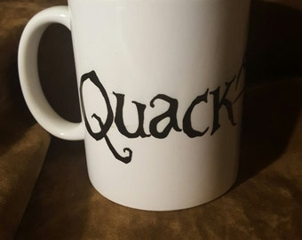 Quack Head