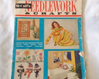 McCall's Needlework & Crafts Magazine Fall-Winter 1971-72